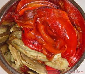Guljenje paprike za ajvar
