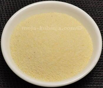 Mekani pšenićni gris, krupica
