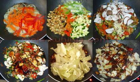 chop suey priprema