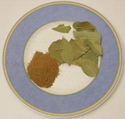 Crni mornarski rižoto od sipe začini za sipu