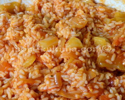 Đuveč sa rižom