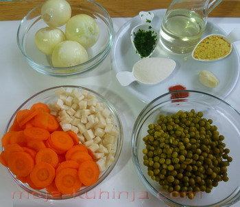 Povrće za ajngemahtec