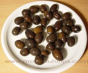 Masline grčka rapsordija crne masline