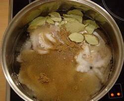Salata od hobotnice kuhanje