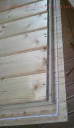 Vrata i dichtung za vrata na pušnici