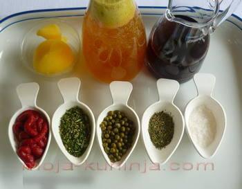 Začini za pirjanu janjeću koljenicu