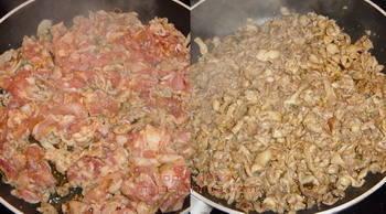 Kebab pečenje