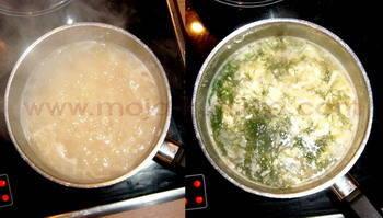 Kopar sos priprema