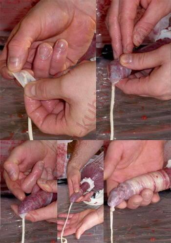 krvavice punjenje