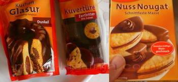 čokolada za kuhanje i nugat