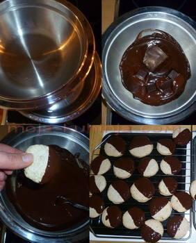 priprema čokoladne glazure
