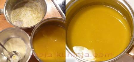 Maslo proizvodnja; bistrenje maslaca