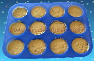 Muffin izrada