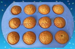 Muffin pečenje