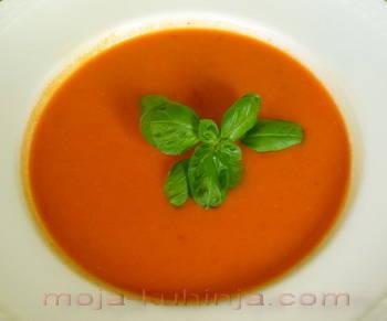 Paradajz juha, juha od rajčica, pomidora