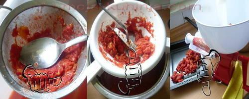Pasiranje paradajza, pomidora, rajčice