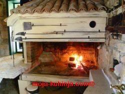 Zidani komin za peku