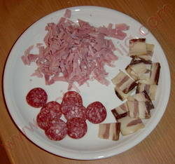 Slavonska pizza sastojci