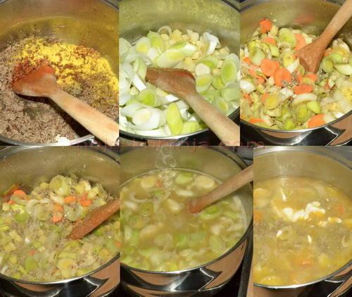 Poriluk varivo kuhanje