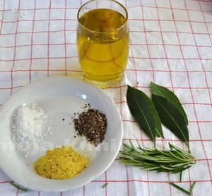 Začini i ulje za sataraš