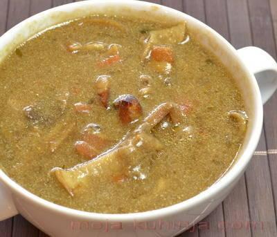 Zagorska juha od vrganja