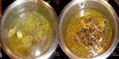 Zagorska juha od vrganja kuhanje