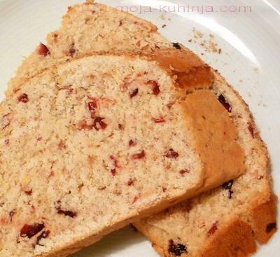 kolač od brusnica