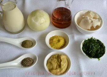Začini za teletinu sa mješanim gljivama