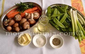 Povrće za wok