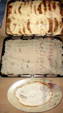Zapečene palačinke sa svježim sirom