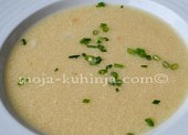 Krem juha od šparoga