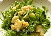 Krumpir salata sa rikolom
