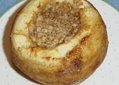 Pečene jabuke punjene orasima
