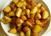 Pečeni mladi krumpir sa ružmarinom