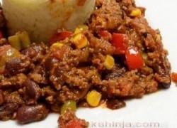 Chili con carne | Čili kon karne