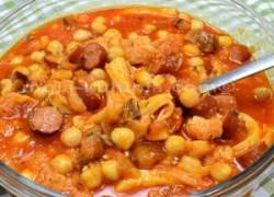 Fileki sa slanutkom i kobasicama | Fileki ala Galici