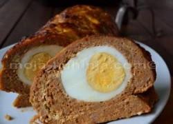 Mesna štruca sa jajima | Štefani pečenje
