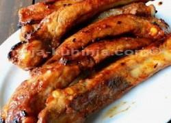 Rebrica sa medom | Spare ribs