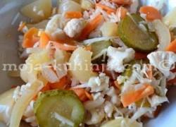 Turšija, ukiseljeno povrće