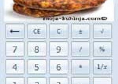 Izraćun začina i mesa za suhe kobasice