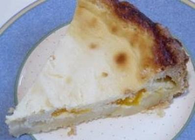Kolač od sira i mandarina