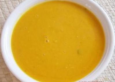 Bundeva krem juha