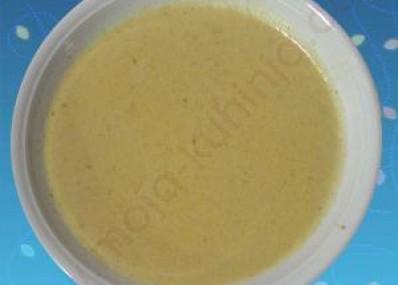 Cikorija krem juha