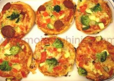 Pizzete, picete - mini pizze